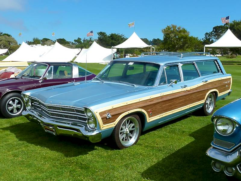 TopWorldAuto >> Photos of Ford Country Squire wagon - photo galleries