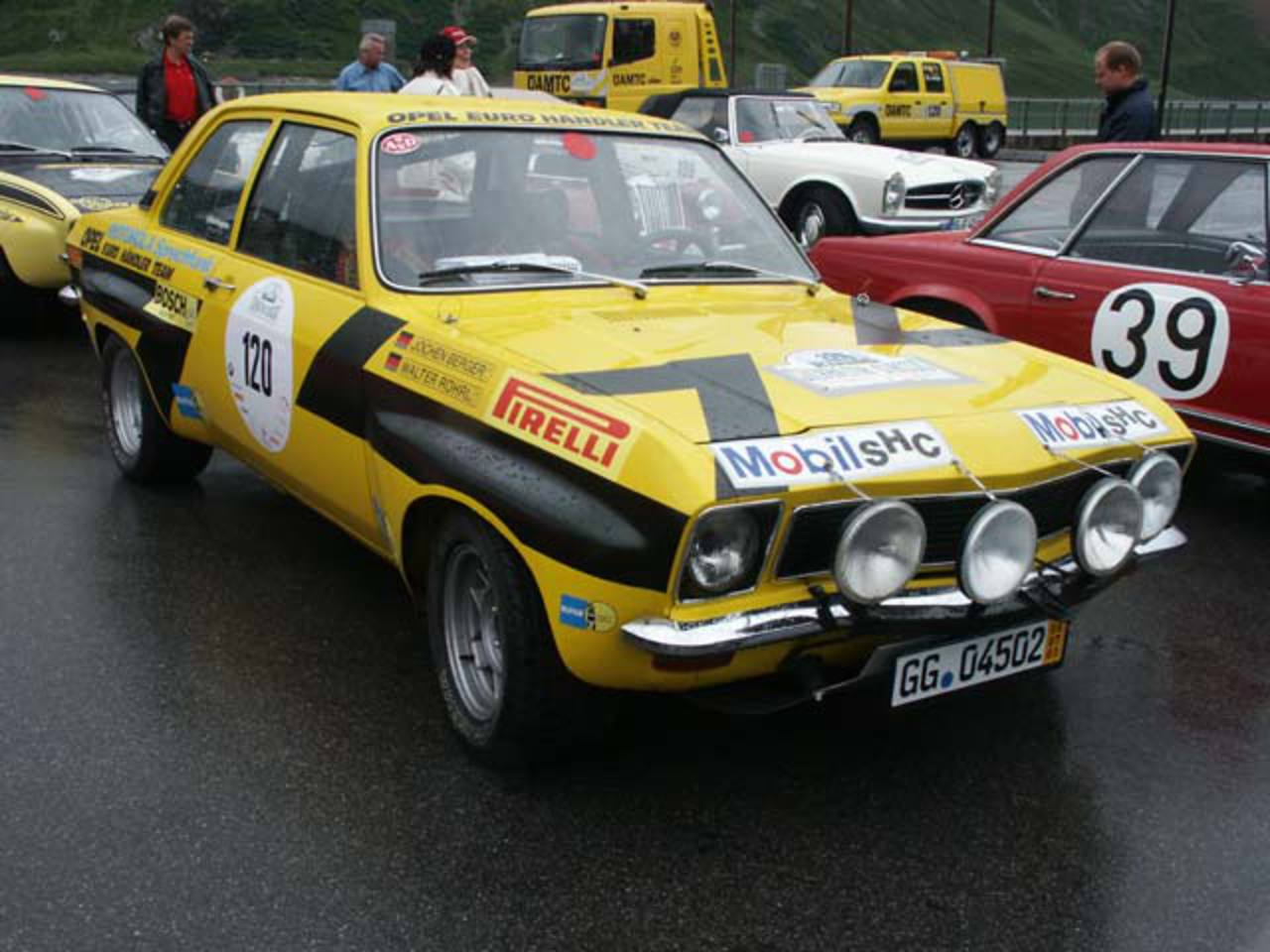 Opel Ascona Rallye. View Download Wallpaper. 640x480. Comments