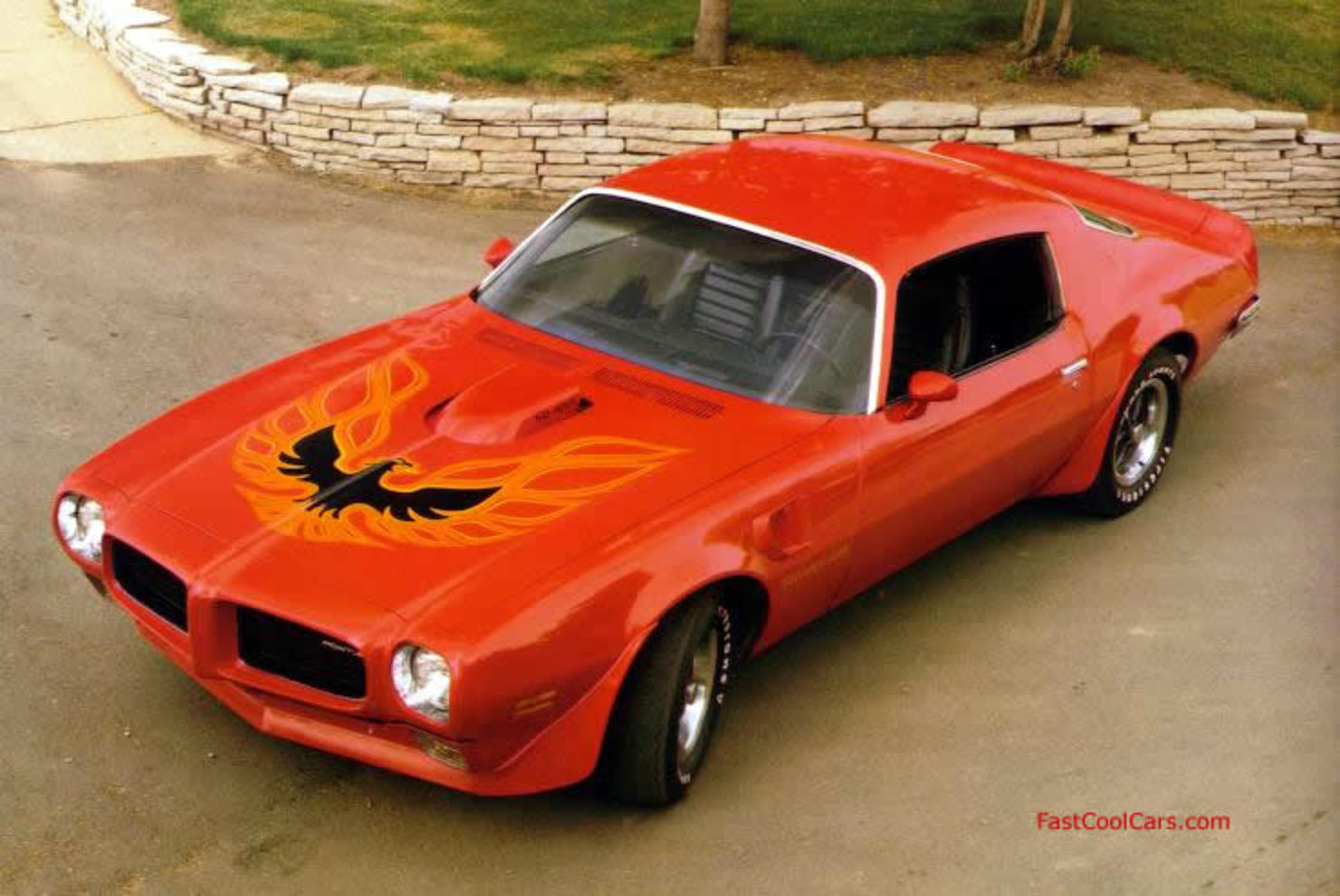 Pontiac firebird transam (493 comments) Views 24502 Rating 54