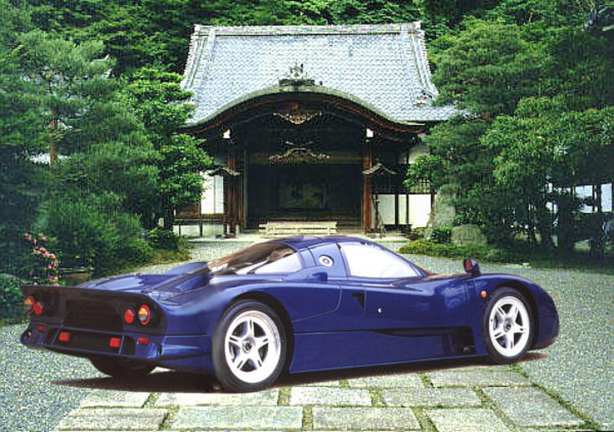 Nissan R390 GT-1 road car. View Download Wallpaper. 600x422. Comments