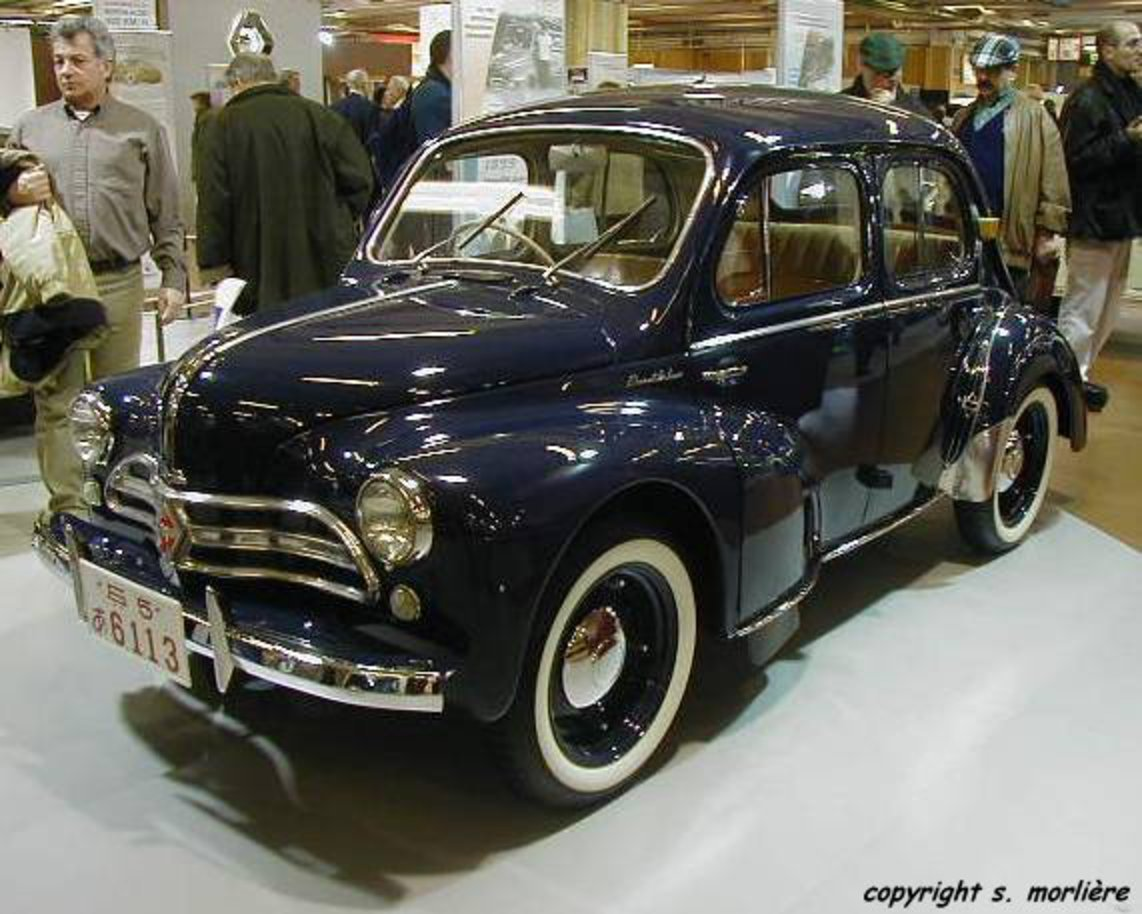 Renault 4CV. View Download Wallpaper. 571x457. Comments