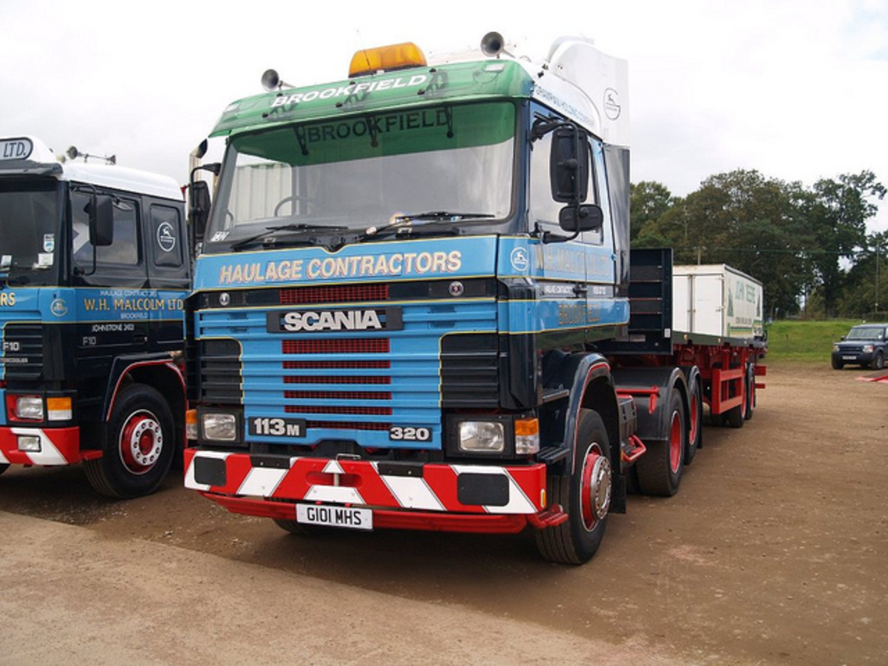 010,G101 MHS Scania 113m-320 by ronnie.cameron2009