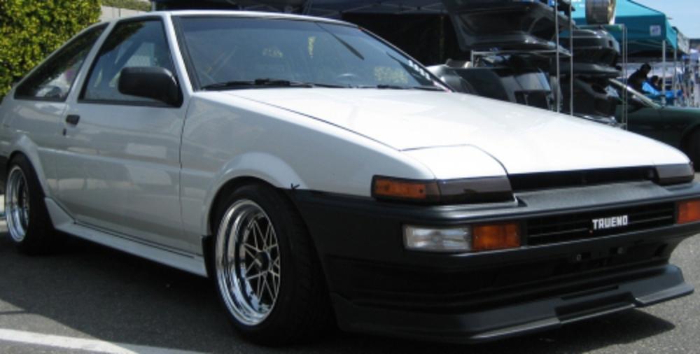 Toyota Королла ае #11
