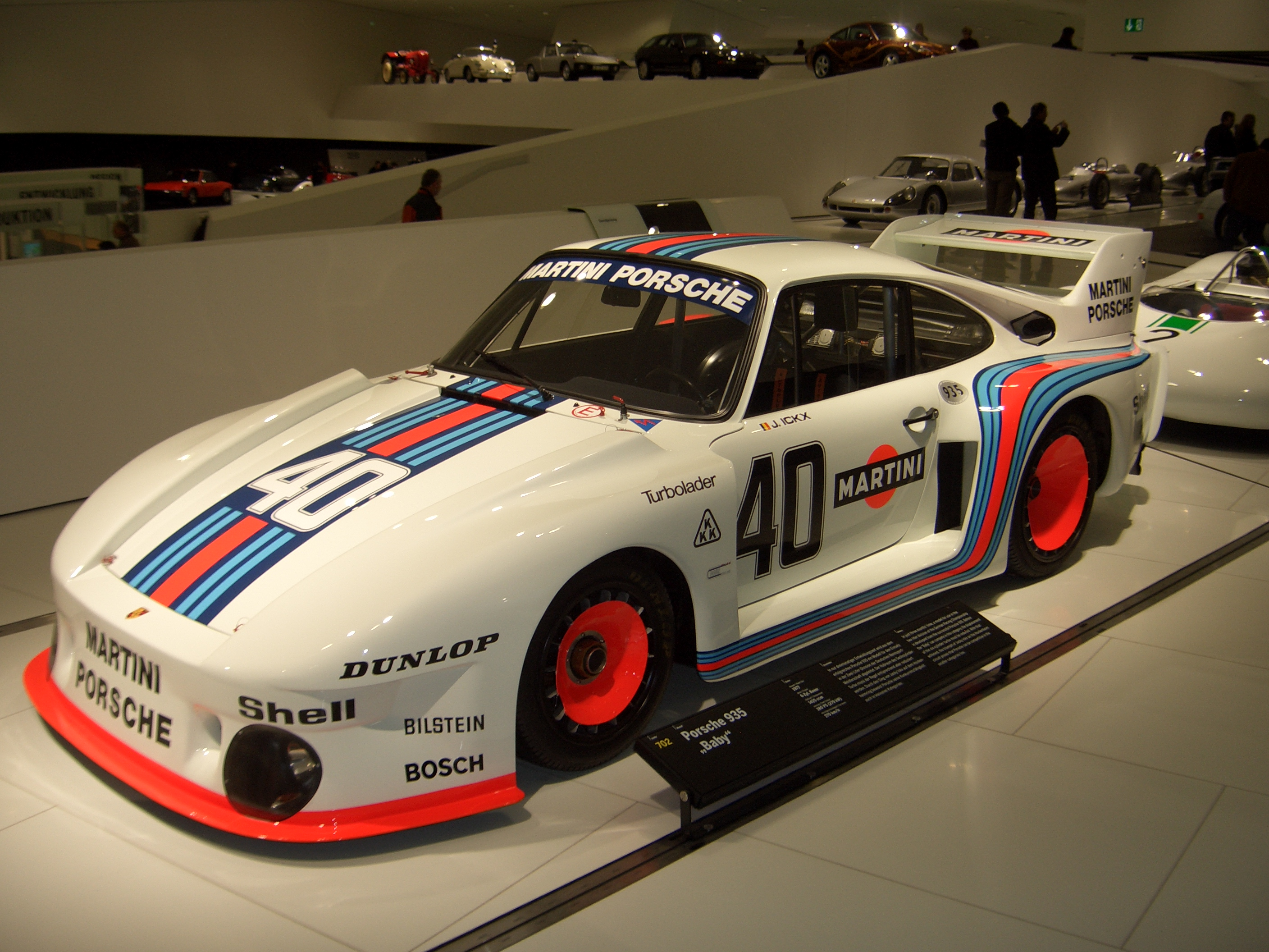 File:Porsche 935-2.0 Coupe Baby 1977 frontleft 2009-03-14 A