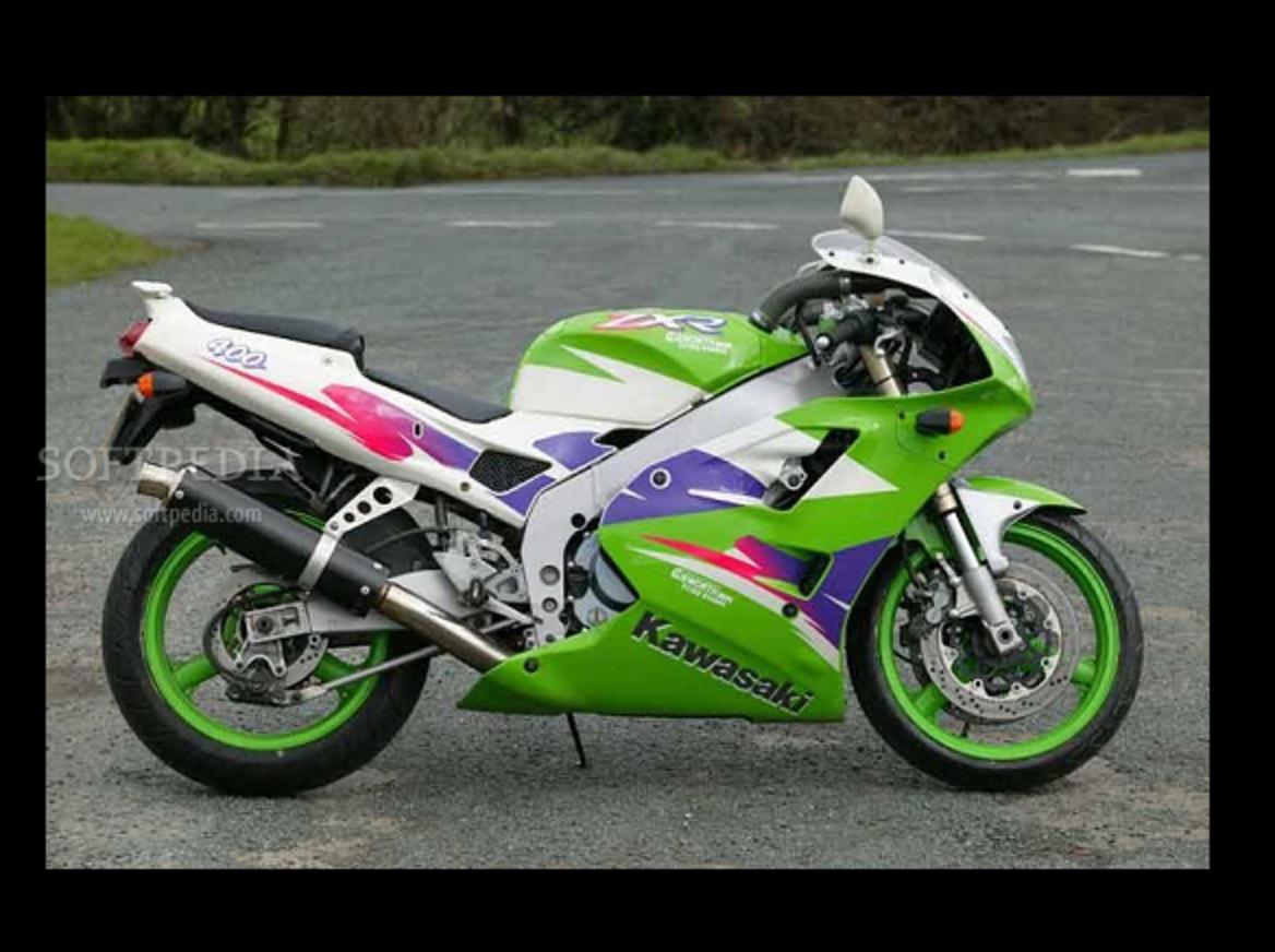 Kawasaki Zxr C Specs