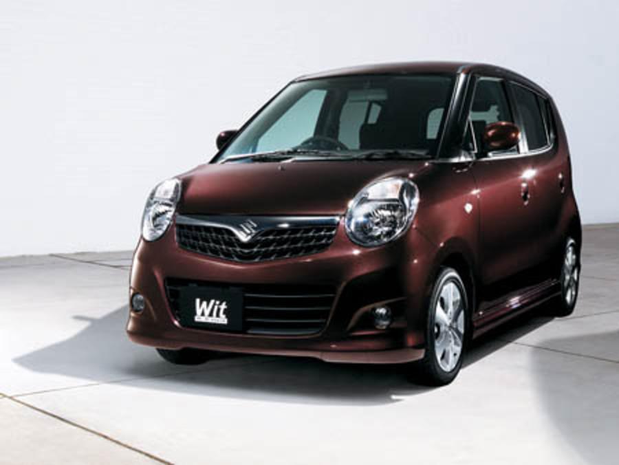 Suzuki mr wagon он как