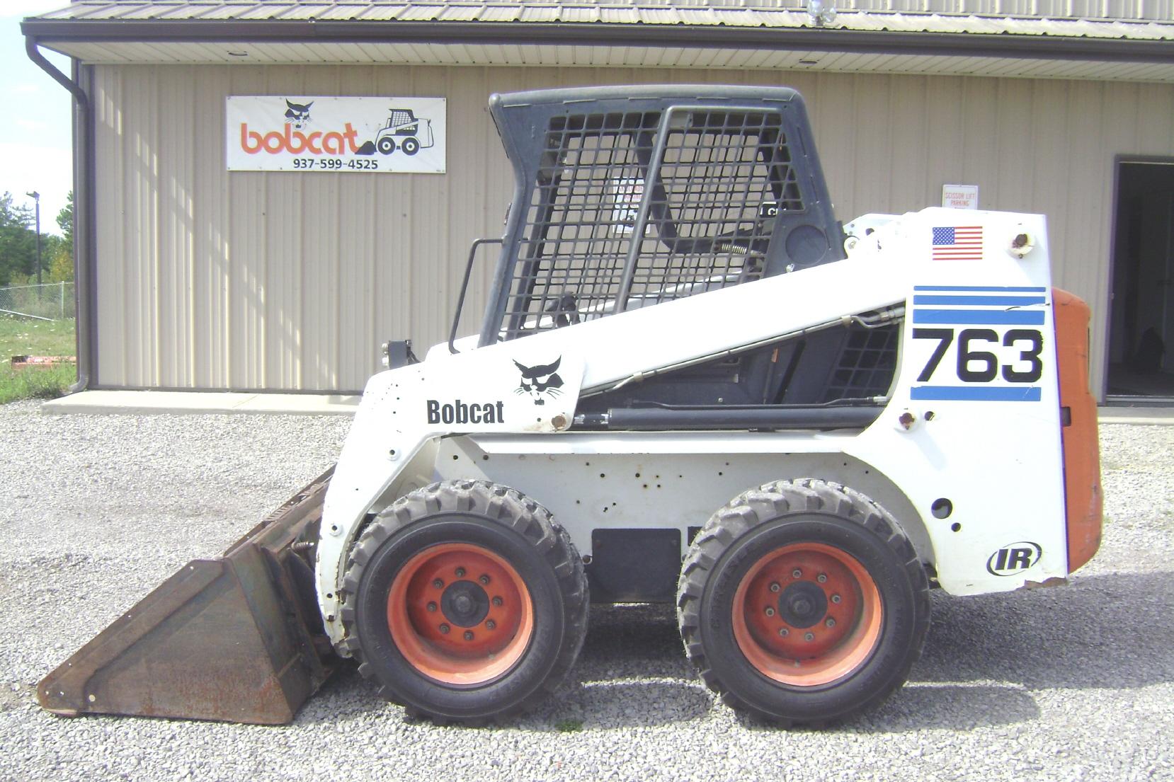 Bobcat 763 - specs, photos, videos and more on TopWorldAuto