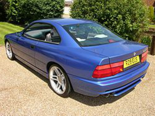Bmw 850ci, Photo #2
