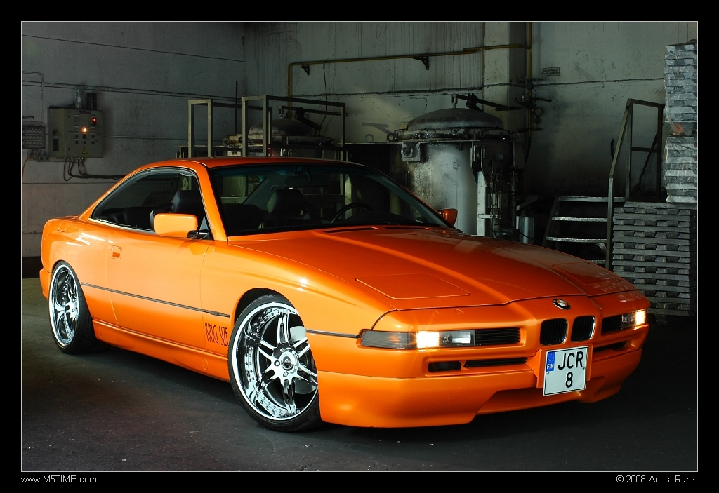 Bmw 850ci, Photo #4