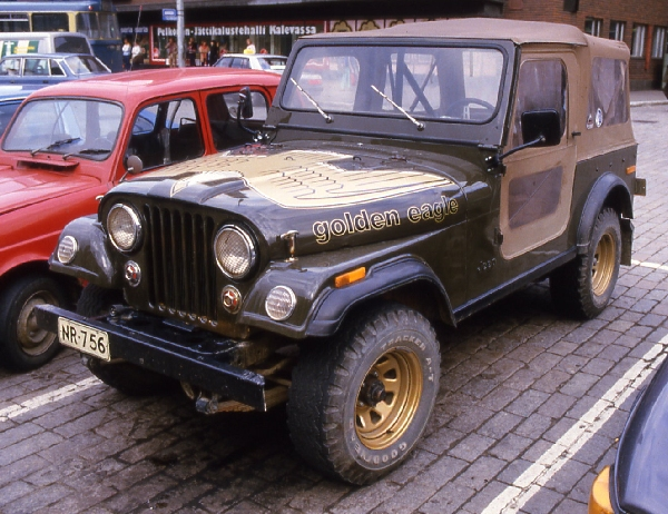 Amc Jeep Specs Photos Videos And More On Topworldauto
