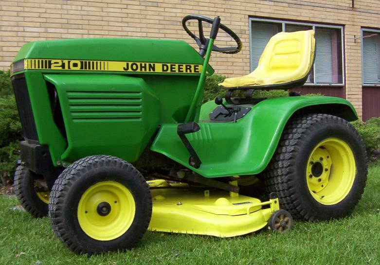 Mitsubishi Tractor Mower Deck : John deere specs photos videos on