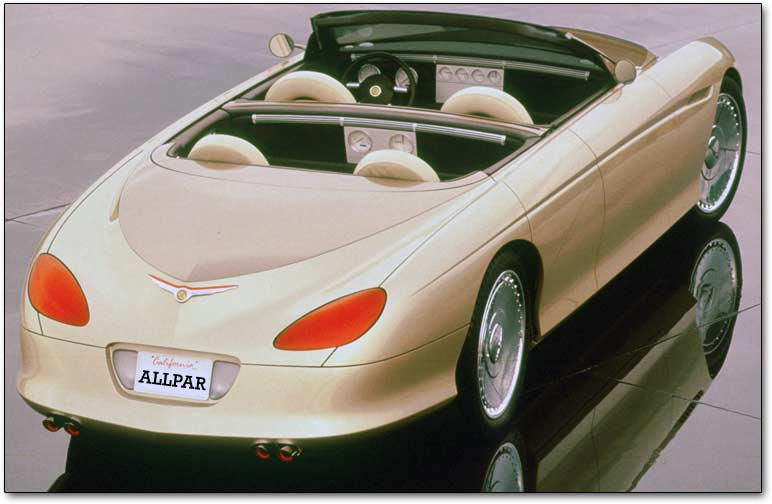 Chrysler phaeton