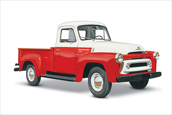 International harvester pick-up