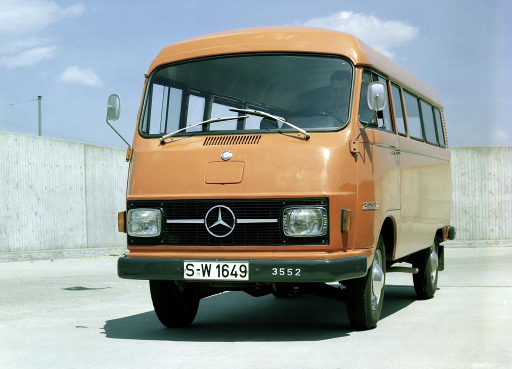 Topworldauto Gt Gt Photos Of Mercedes Benz T2 Hanomag