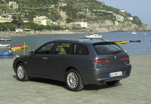 alfa romeo 156 sw specs photos videos and more on topworldauto. Black Bedroom Furniture Sets. Home Design Ideas