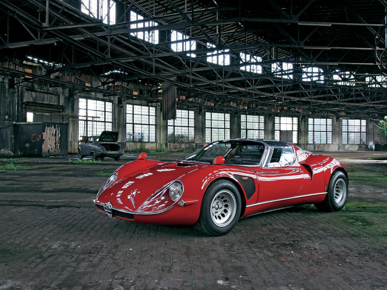 Alfa Romeo 33 stradale, Photo #4