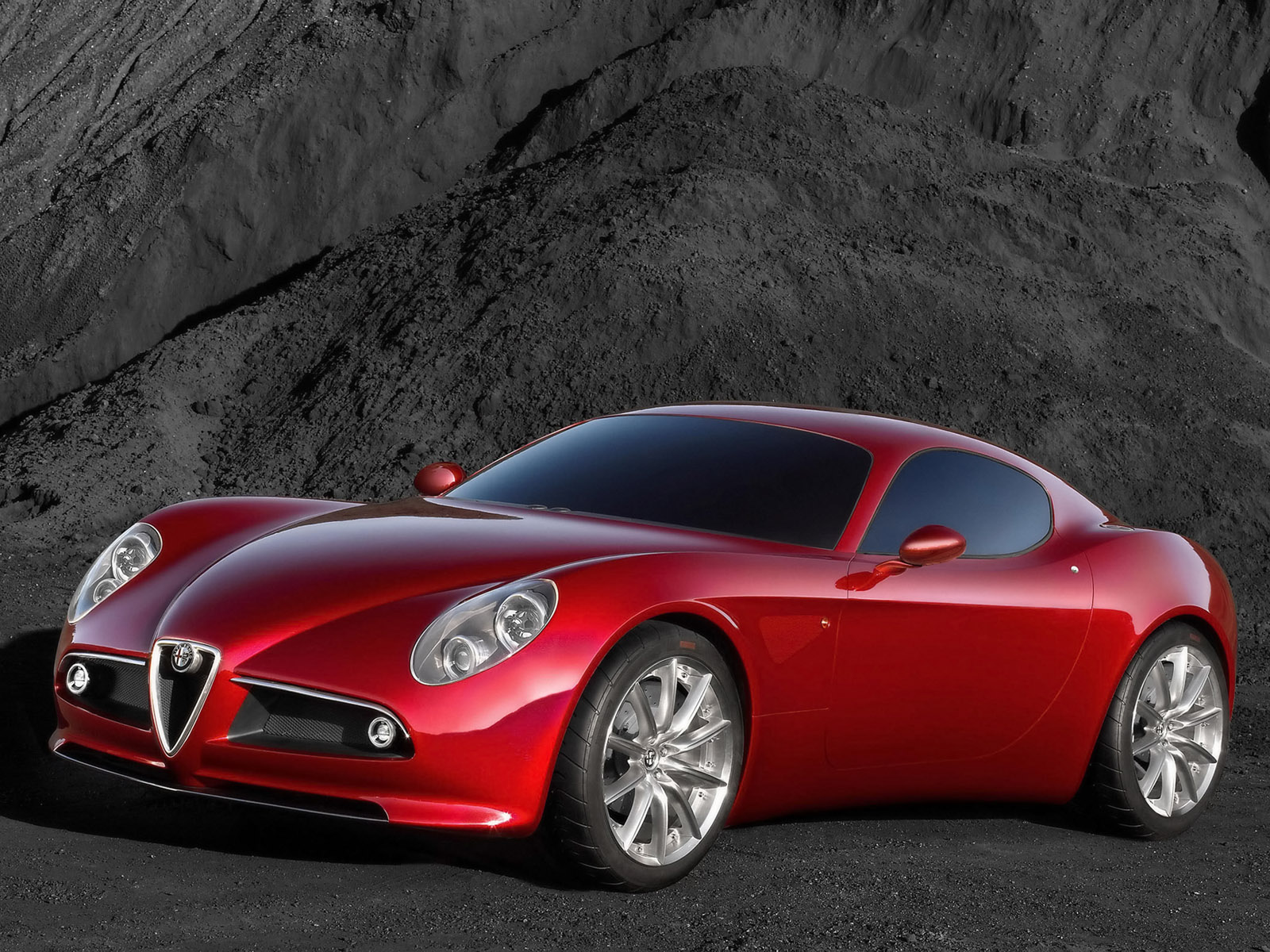 Topworldauto Photos Of Alfa Romeo 8c Competizione Photo Galleries