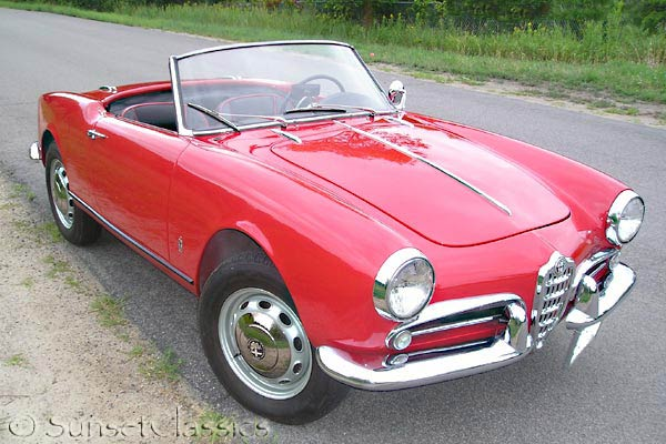 alfa romeo julietta spider specs photos videos and more on topworldauto. Black Bedroom Furniture Sets. Home Design Ideas