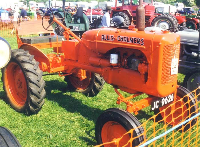 Topworldauto Gt Gt Photos Of Allis Chalmers Model B Photo