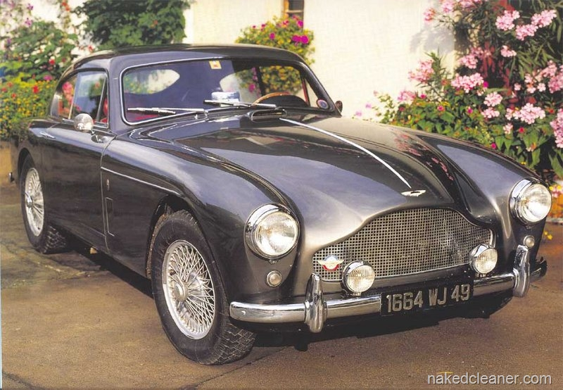 Aston Martin DB 24 Mark III
