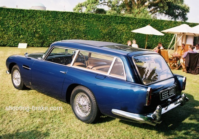 Aston Martin DB5 Shooting Brake