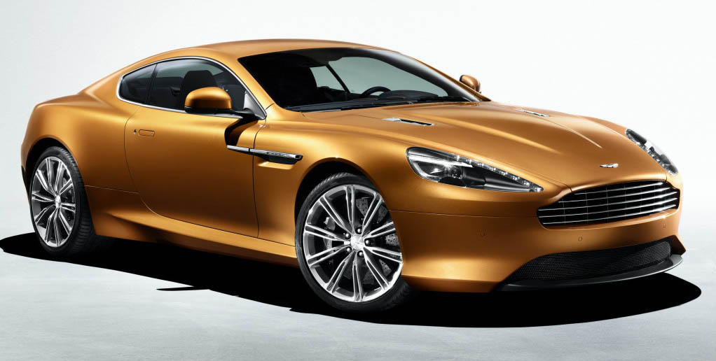 Aston Martin Limited Edition Coupe