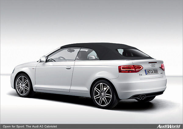 Audi A3 Cabriolet 18T