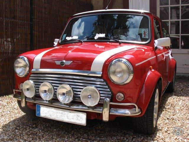 austin mini 1300 cooper s specs photos videos and more on topworldauto. Black Bedroom Furniture Sets. Home Design Ideas