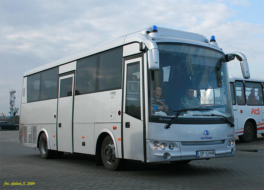 Autosan Gemini A0808t