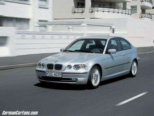 BMW 3-series Compact