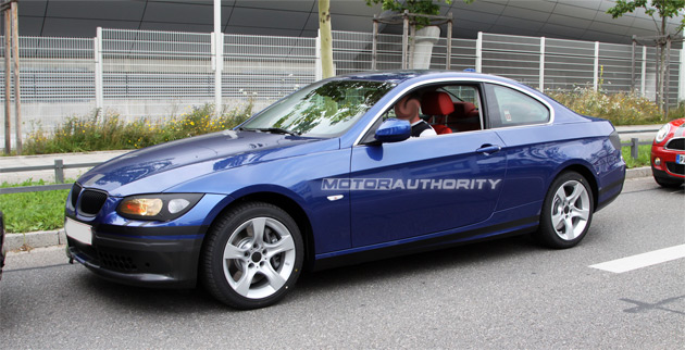 BMW 3-Series Prototype