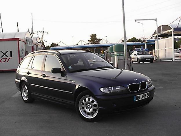 bmw 320d break specs photos videos and more on topworldauto. Black Bedroom Furniture Sets. Home Design Ideas