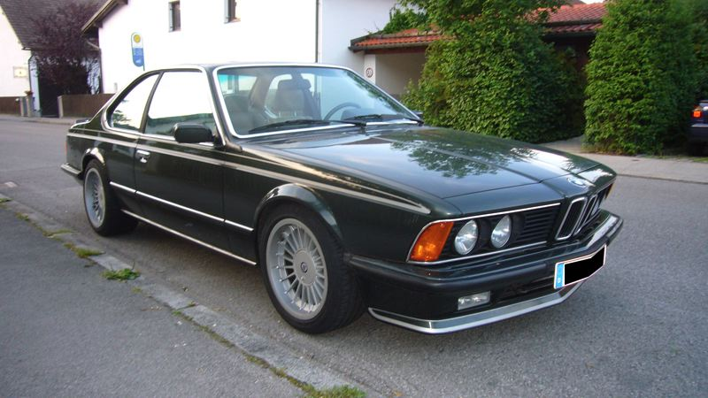 BMW 635 CSI, Photo #2