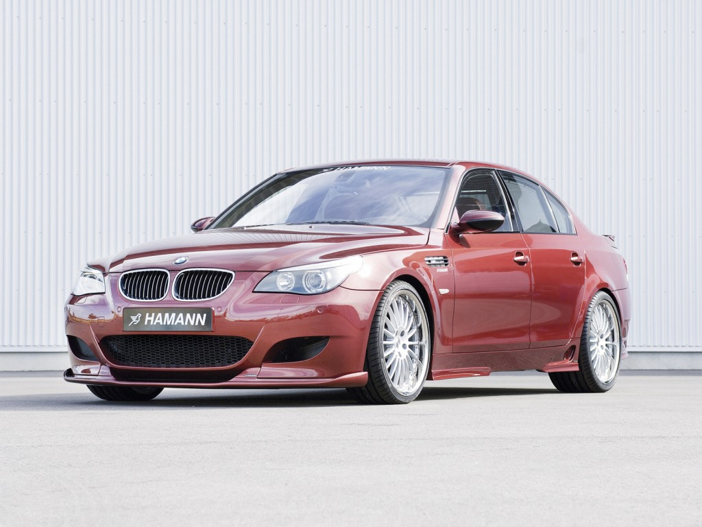 BMW M5 HAMANN, Photo #2