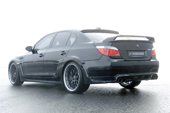 BMW M5 HAMANN, Photo #3