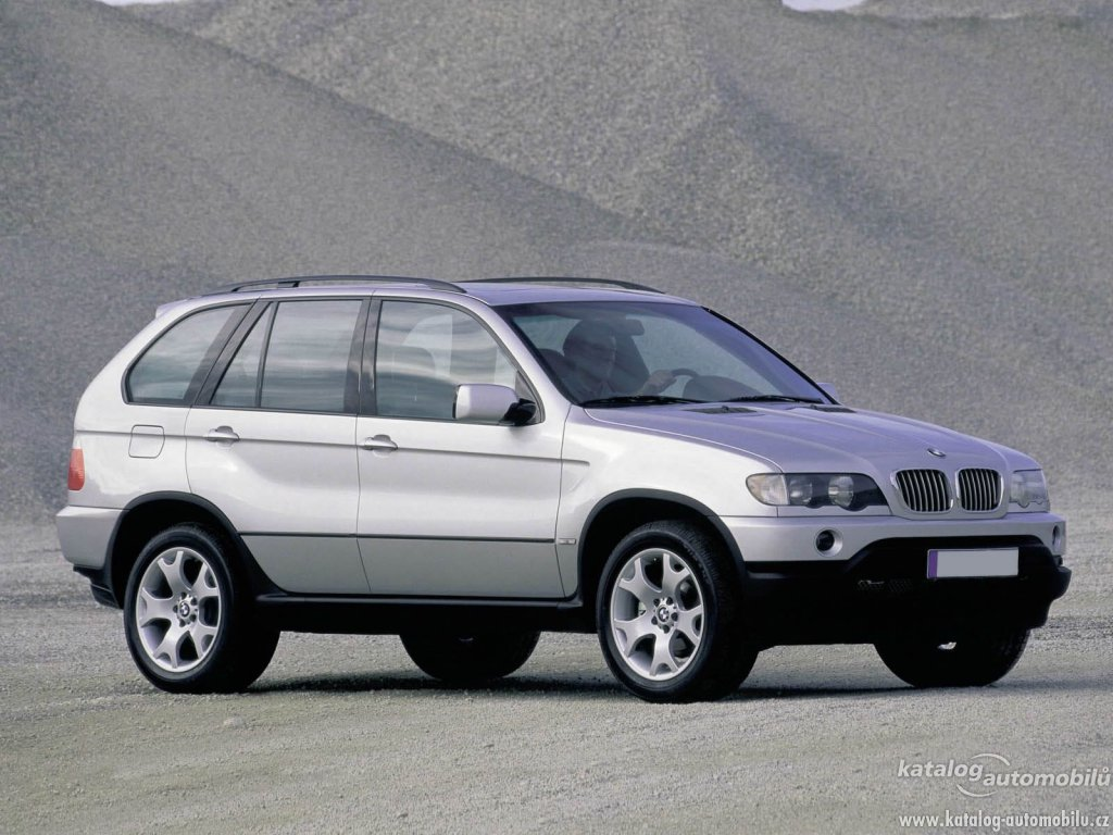 BMW X5 46IS
