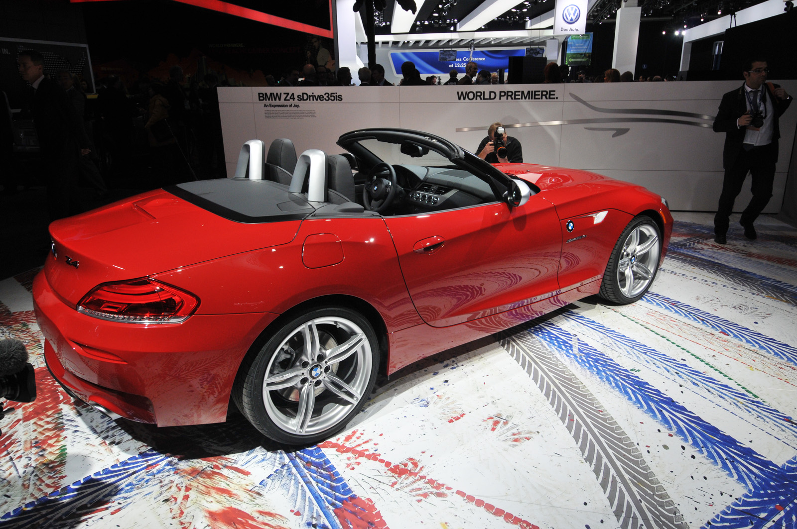 Bmw Z4 Sdrive 35is Specs Photos Videos And More On