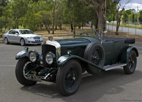 Bentley 345 Litre