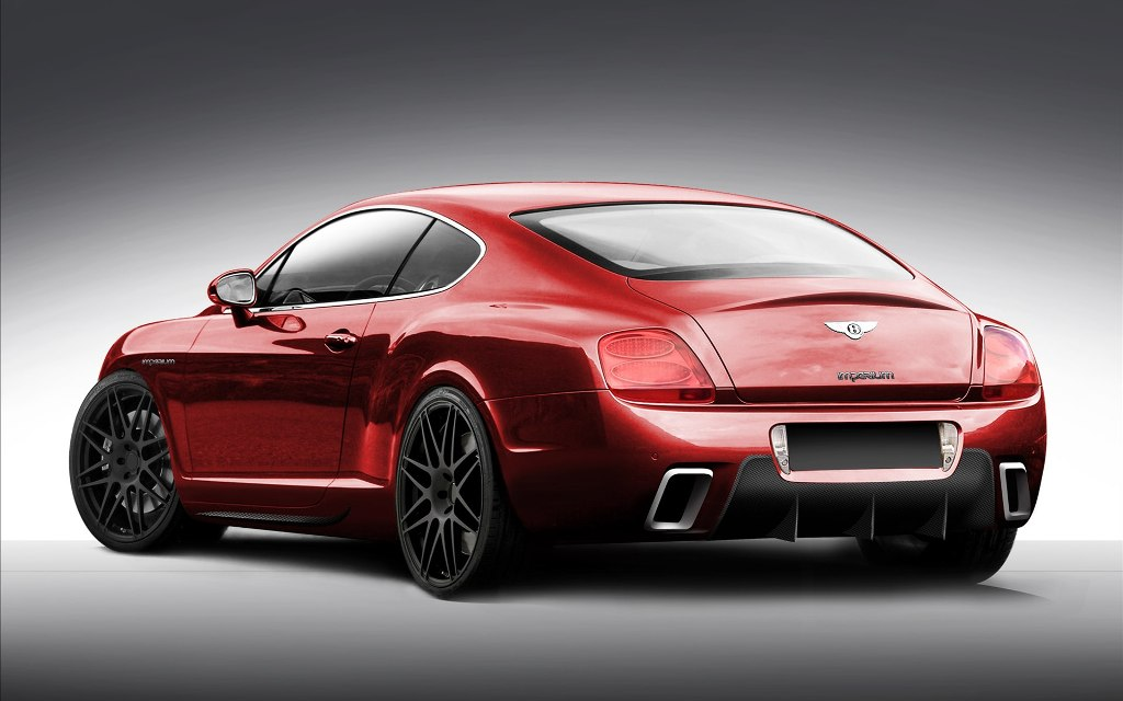 Bentley Continental R-Turbo Coupe