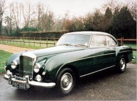 Bentley S1 Continental sedan