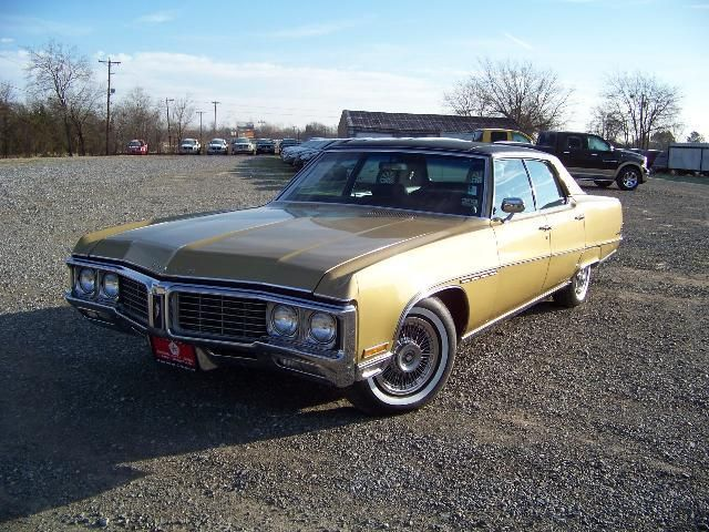 Buick Electra 225 4dr HT