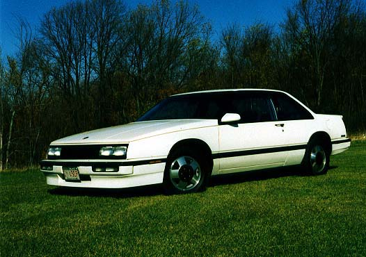 1989 Buick Lesabre T Type Specs >> Buick LeSabre T-Type - specs, photos, videos and more on TopWorldAuto