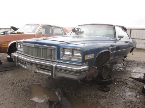 Buick Limited Park Avenue