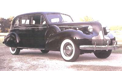 Buick Model 90 Limited touring sedan