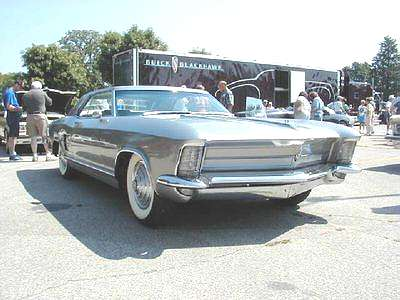 Buick Riviera Silver Arrow show car
