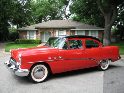 Buick Special 4dr