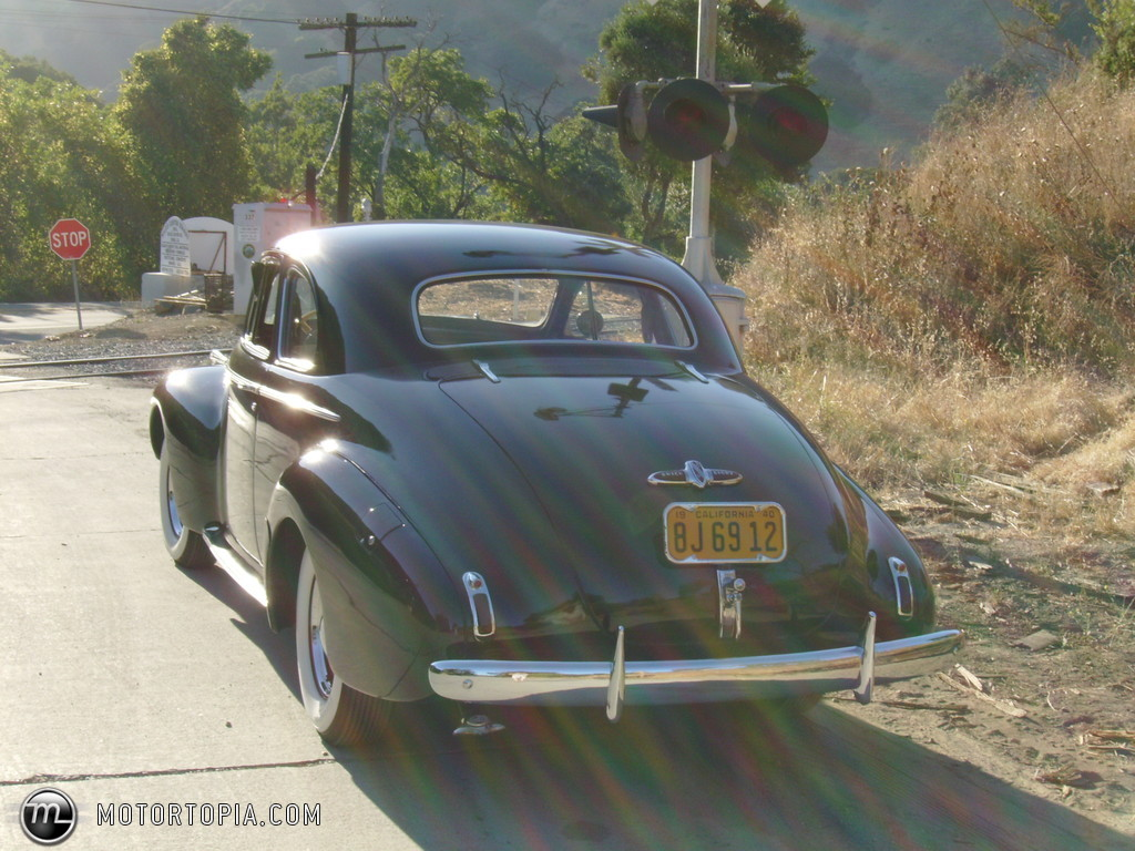 Buick Special 5-window coupe