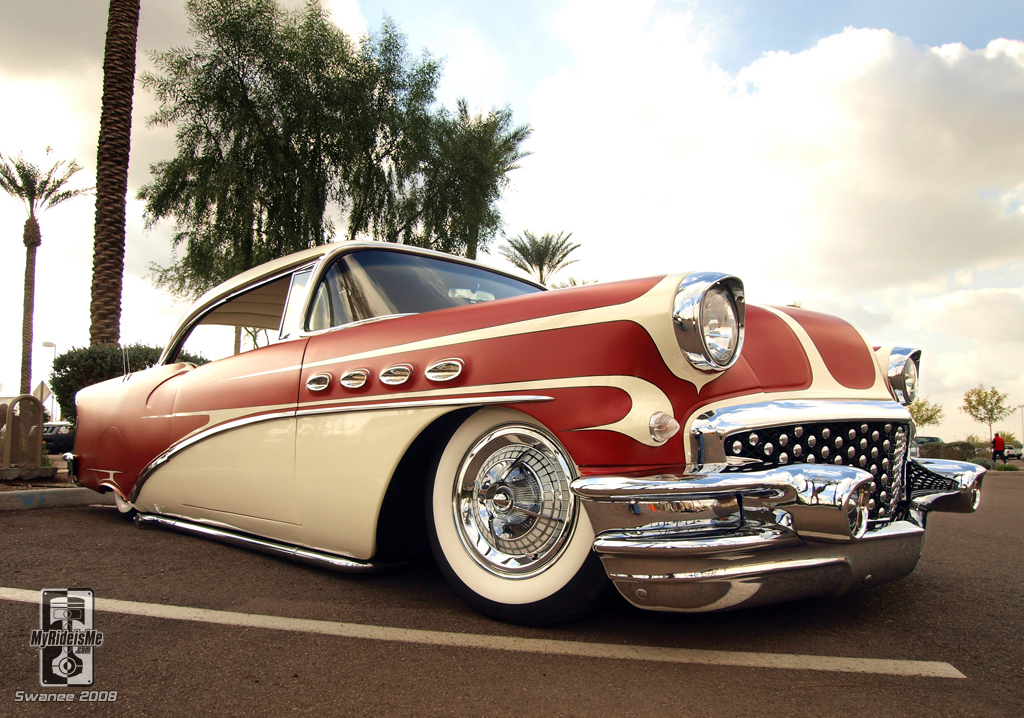 Buick Special customized