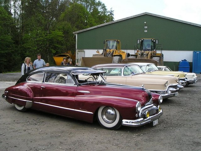 Buick Super Series 51