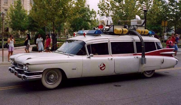 Cadillac Ambulance